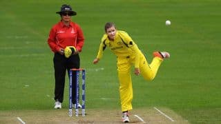 Knee injury rules Jess Jonassen out of action, may miss World T20