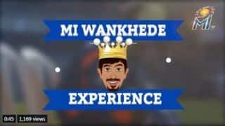IPL 2018: Watch Jasprit Bumrah talk about his first experience playing at Wankhede stadium