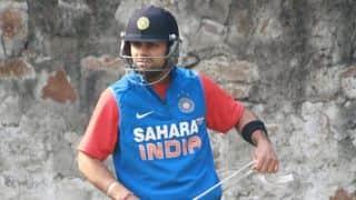 Virat Kohli, Ravichandran Ashwin and Rohit Sharma miss practice session ahead of Australia tie