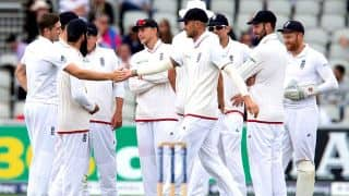 ENG win second test vs PAK by 330 runs at Old Trafford, level four-Test series 1-1