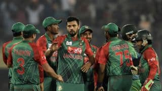 Bangladesh outclass Oman by 54 runs to reach ICC World T20 2016 Super-10s