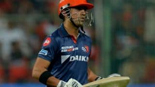 IPL 2018: DD's Gautam Gambhir to play for free; to decide on IPL future post tournament