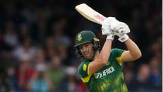 AB de Villiers: World Cup win not my ultimate dream