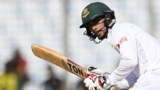 BAN vs ENG: Sabbir Rahman fit to play 2nd Test