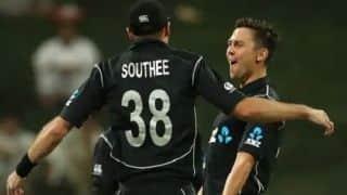 अभ्यास मैच: जडेजा का अर्धशतक, कीवी गेंदबाजों ने भारत को 179 रन पर रोका