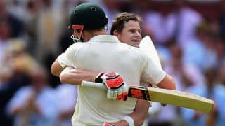 Steven Smith, Peter Nevill depart in quick succession in 2nd Ashes Test at Lord's