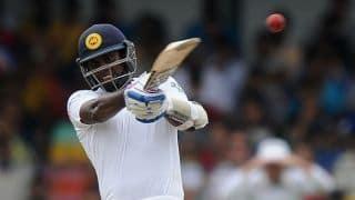 Pakistan vs Sri Lanka 2017-18: Angelo Mathews ruled out of 1st Test