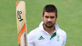 Rilee Rossouw gets opportunity to make mark