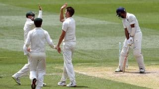 MCG Test: India 346/4 at tea on day two after Pujara-Kohli resistance ended