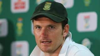 Graeme Smith was South Africa's spearhead, says JP Duminy