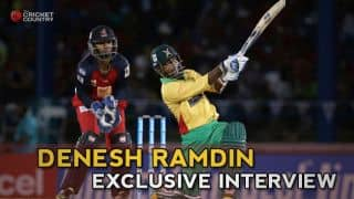 Denesh Ramdin: Didn't expect Sunil Narine to bowl Super Over maiden