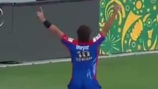 Watch Shahid Afridi complete outstanding catch in PSL 2018