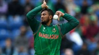 Shakib Al Hasan to decide if he is fit enough to play virtual semi-final