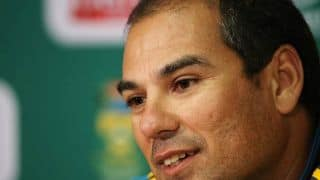 South Africa's time to win World Cup not far away: Russell Domingo