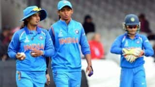 Indian Women Cricketers Optimistic of Good Show in ICC Women's World Twenty20