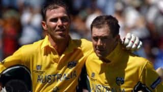 ICC World Cup 2003 final: Ricky Ponting mauls India to defend title