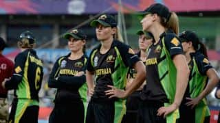 Southern Stars looking to become 'best fielding side in the world'