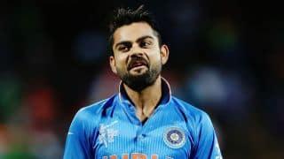 Virat Kohli: Perfect time for India to beat Australia