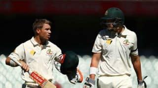 India vs Australia: David Warner heaps praise on Matthew Renshaw