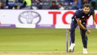 Indian T20 League: Liam Plunkett replaces Kagiso Rabada in Delhi squad