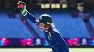 Alyssa Healy into Guinness Records with drone-dropped highest catch