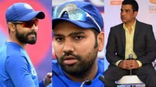 Cricket World Cup 2019: Every individual is different: Rohit stays neutral when asked about Jadeja's outburst against Manjrekar