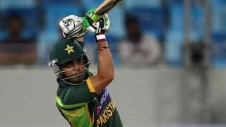 Umar Akmal, Junaid fined 50 per cent for spat during Pakistan Cup