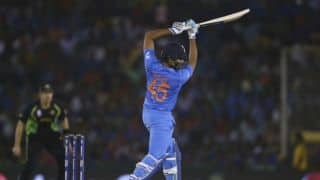 Rohit Sharma, Kedar Jadhav ruled out of Deodhar Trophy 2016-17