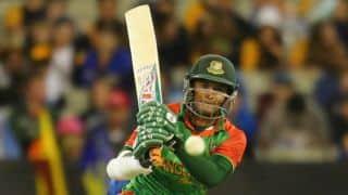 Shakib Al Hasan to miss remaining Bangladesh vs Zimbabwe ODIs