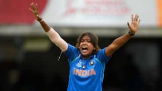 Goswami returns to INDW's 15-member squad for upcoming tri-series