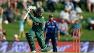 CSA awards: De Kock, Luus named South Africa cricketers of the year