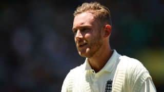 Broad, Woakes move up in ICC Test Rankings