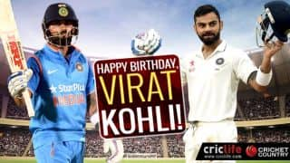 10 facts you must know about Virat Kohli