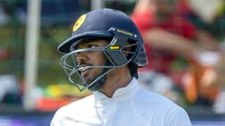 Graham Ford: Want Dhananjaya de Silva to become a top-order batsman