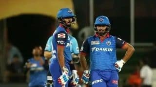 IPL 2019, Qualifier 2: We didn't have as many runs as we expected, says Shreyas Iyer as CSK beat DC to make it to final