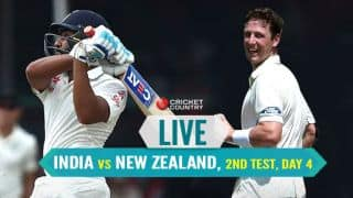 LIVE Cricket Score, IND Vs NZ, 2nd Test 2016, Day 4: IND win by 178 runs