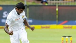 Day 2: Nuwan Pradeep's four-for, Dinesh Chandimal's blinder, and other highlights