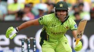 Umar Akmal shares Dubsmash video on Twitter