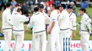 New Zealand in complete control as Sri Lanka all out for 294 at tea on Day 3, 1st Test at Dunedin
