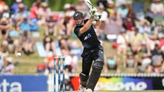 New Zealand vs West Indies 4th ODI, Nelson