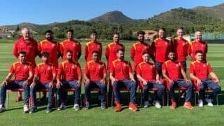 Dream11 Team Gibraltar vs Spain Iberia Cup – Cricket Prediction Tips For Today's T20 Match 6 GIB vs SPA at La Manga Club Bottom Ground