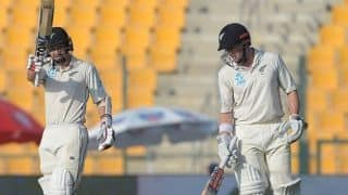 1st Test: New Zealand frustrate Pakistan as lead surges to 126