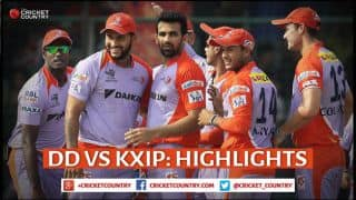 Delhi Daredevils vs Kings XI Punjab, IPL 2015 Match 31 Highlights