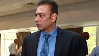 Ravi Shastri pays tribute to his former coach VS Patil
