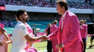 Glenn McGrath praises Virat Kohli, says aggressive cricket is about body language and intent