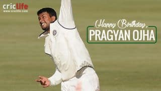 Pragyan Ojha: 13 things to know about the Indian spinner