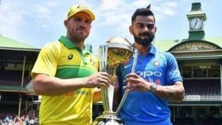CA officials inspect JSCA stadium ahead of March 8 India-Australia Ranchi ODI