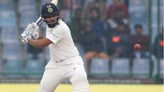 Rohit Sharma failes for duck while KL Rahul scored a century on same day