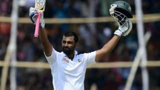 Tamim Iqbal's entertaining 56, Mominul Haque's courageous fifty and other highlights