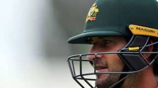 Australia Test opener Joe Burns fit to play again